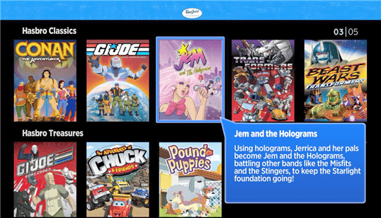 Review Hasbro Studios Free Roku App Gi Joe