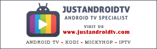 Just Android Tv