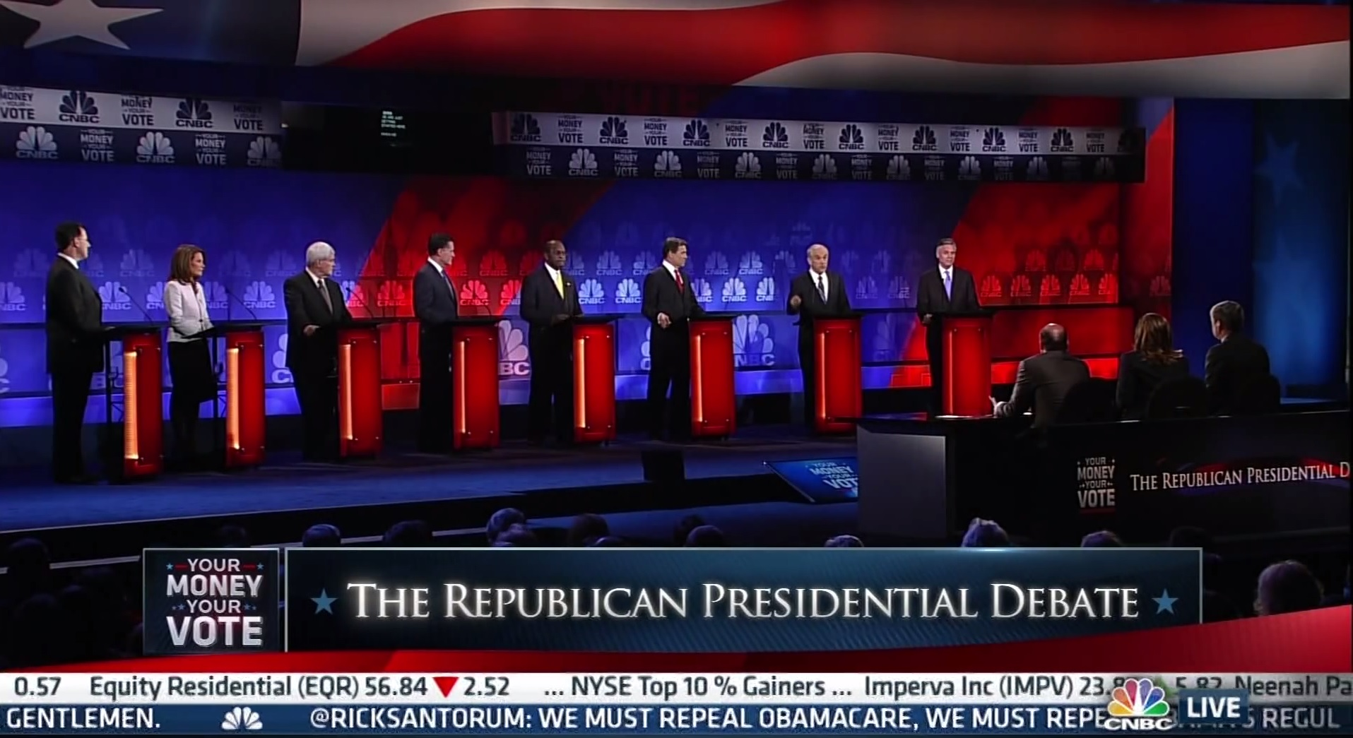 How To Watch the GOP CNBC Debate on Your Roku, Fire TV ...