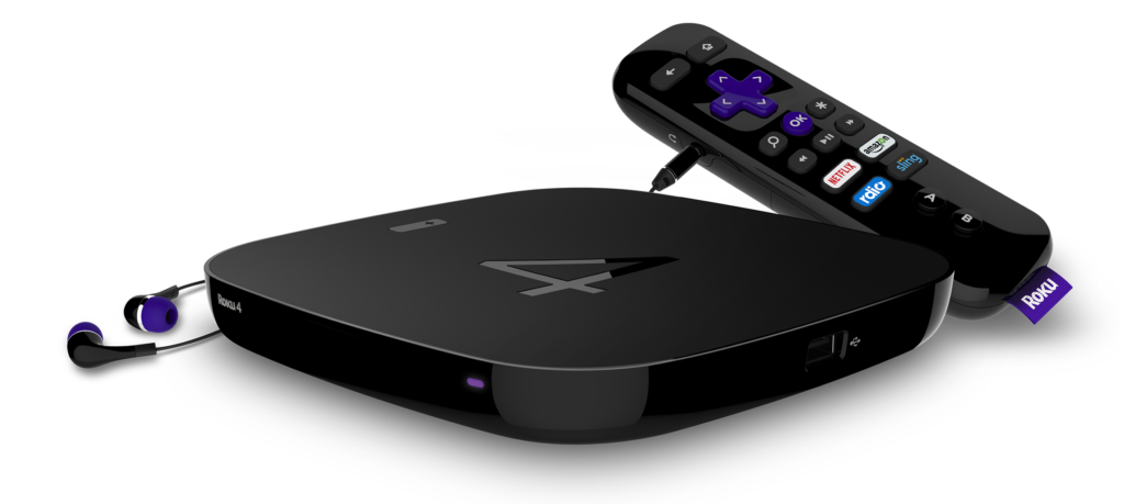 ROKU-4-REMOTE-3QUARTER-USB