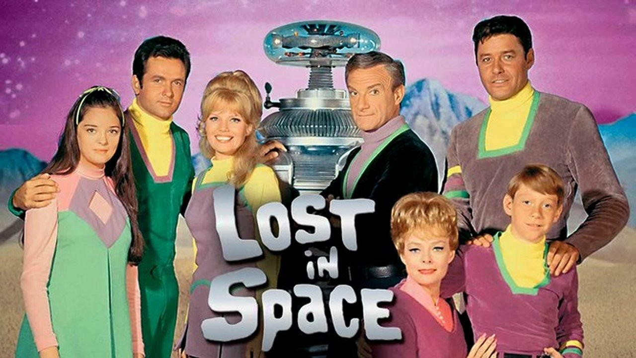 Image result for Lost in Space