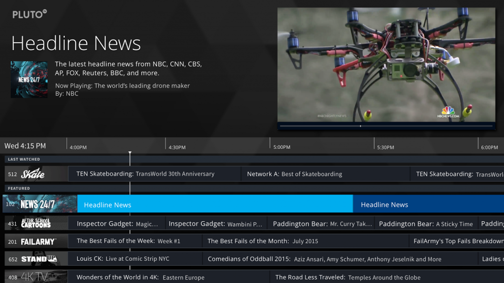 Pluto Tv Is Now Available On Roku Cord Cutters News