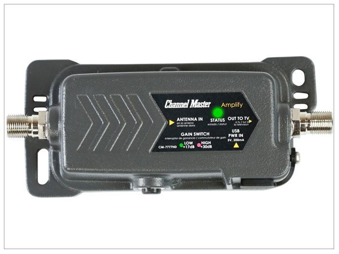 Channel Master Amplify