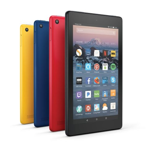 Fire Tablet Amazon