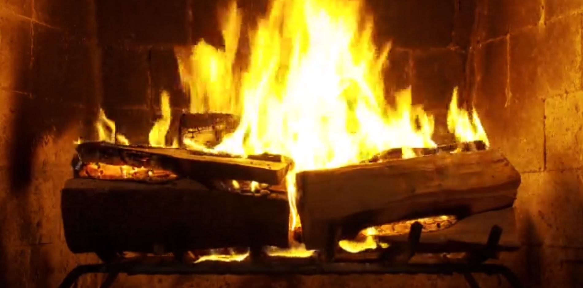 sling tv will now turn your tv into a fireplace   cord