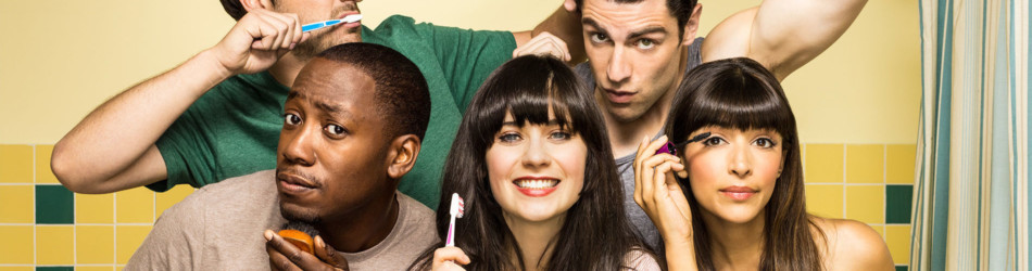 new girl cast photo