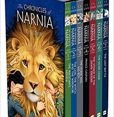 the chronicles of narnia dvd set