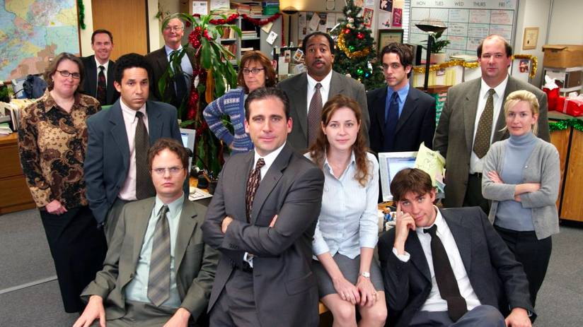 the office still