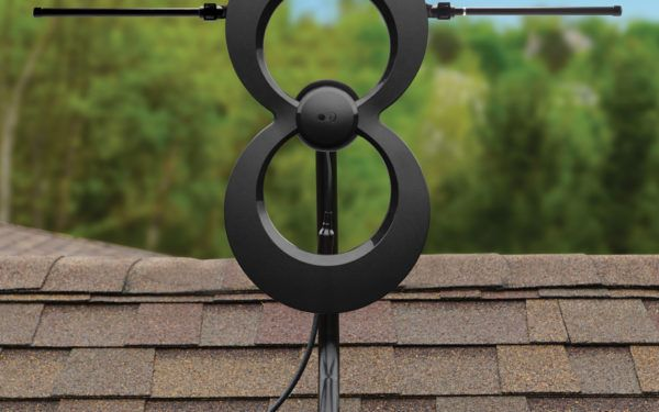 ClearStream MAX-V Antenna