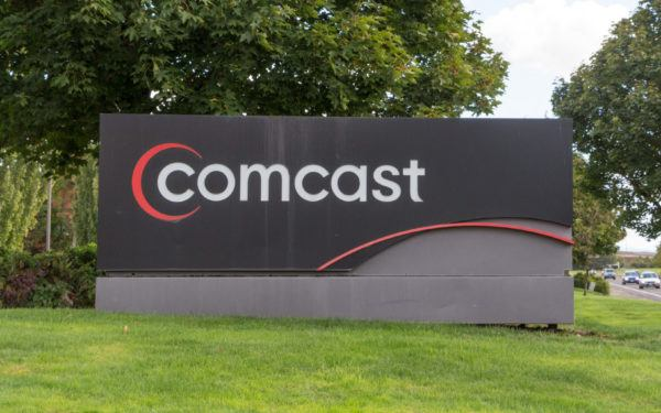 comcast sign