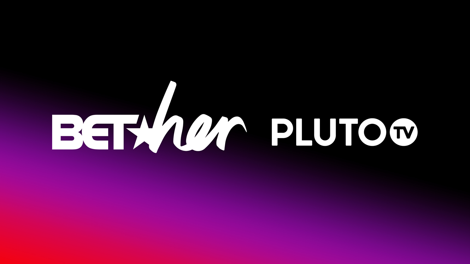 is bet on pluto tv