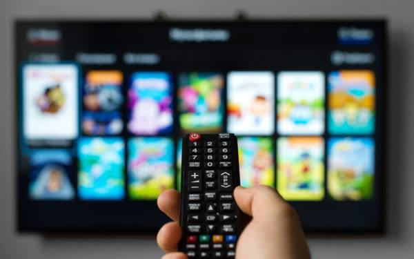 Streaming tv and remote