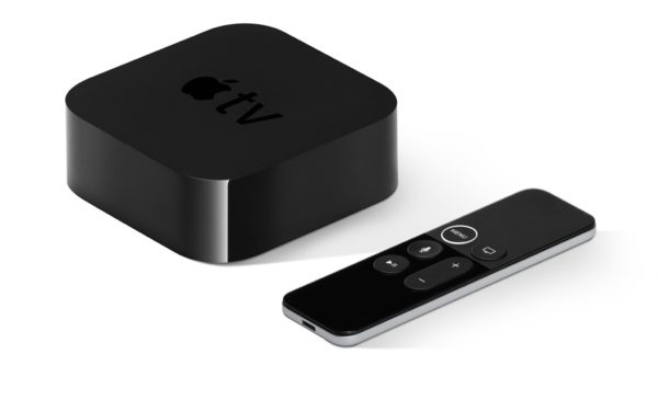 Apple TV and Remote