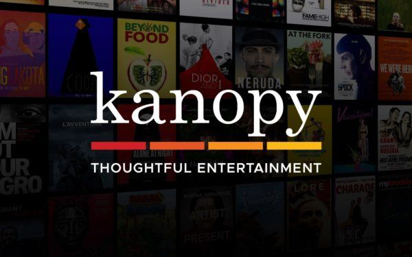 Kanopy - Thoughtful Entertainment