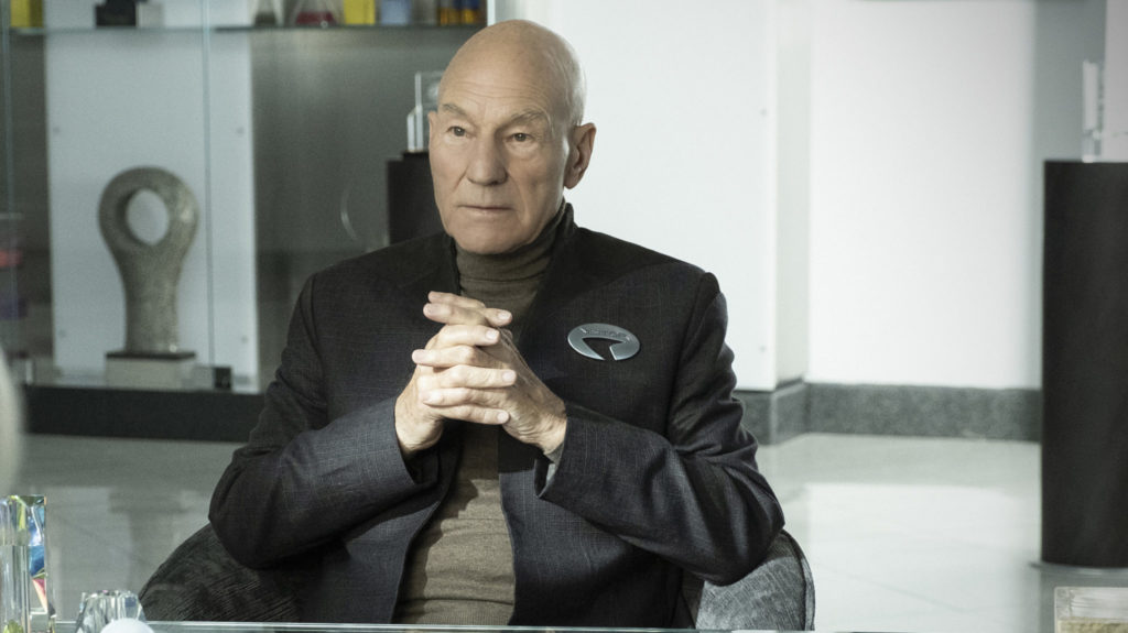 Patrick Stewart Announces a Free Month of CBS All Access