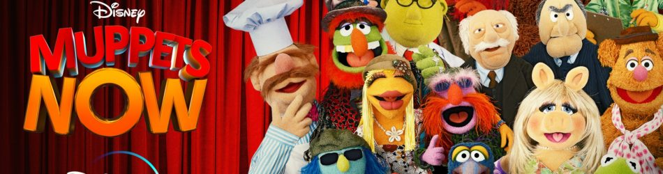 Muppets Now Disney