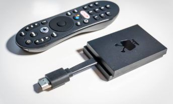 TiVo Stream 4K and Remote
