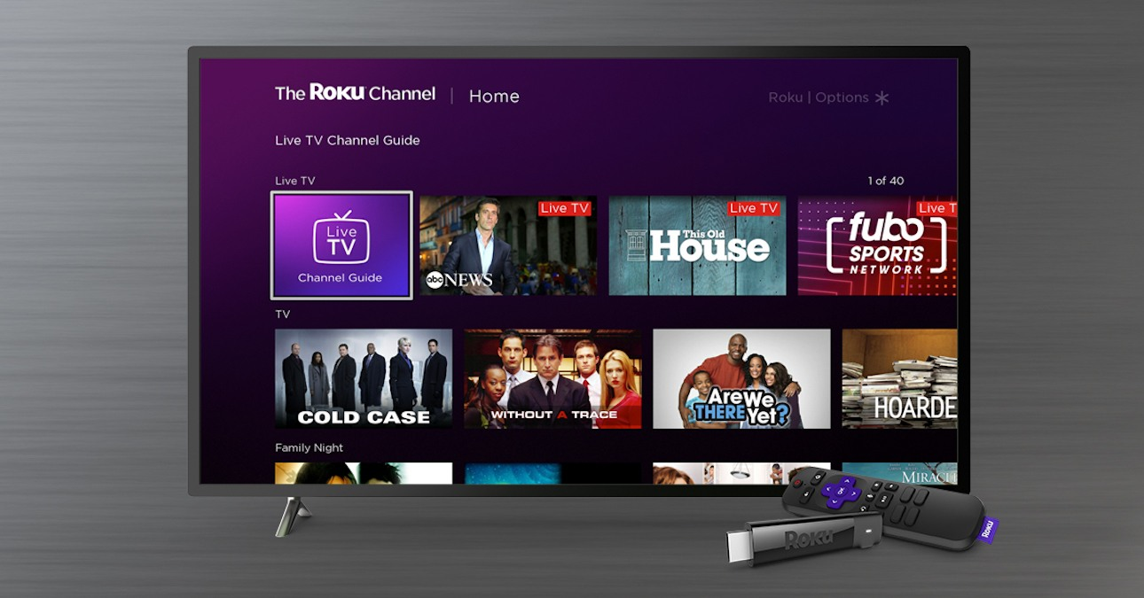 The Roku Channel Adds Dozens of New Free Movies & Series