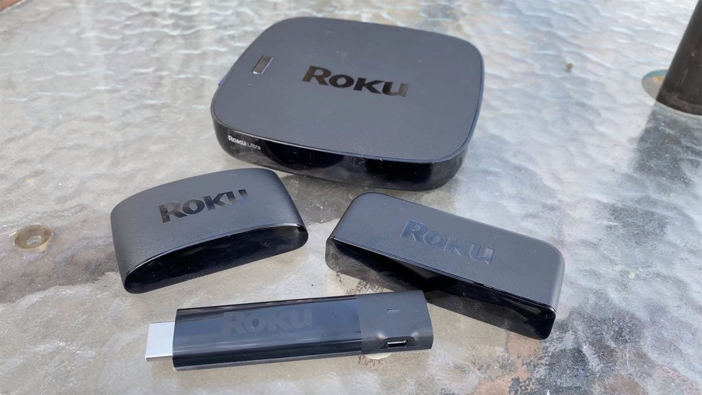Roku Outdoor