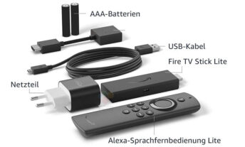 Fire TV Stick Lite 2