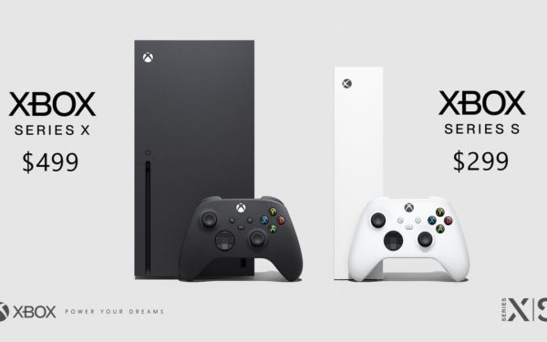 Xbox Series S and X