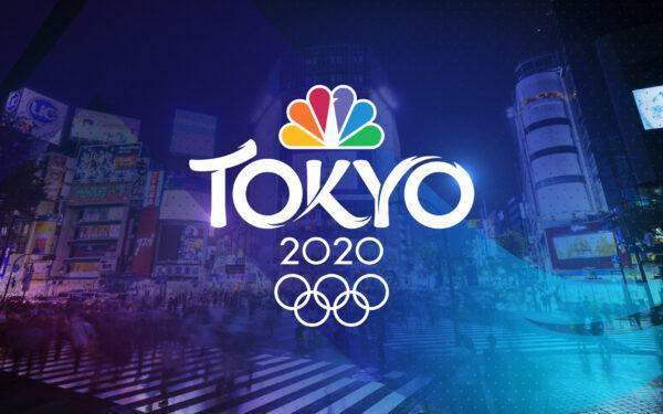 A graphic for the 2020 Summer Olympics
